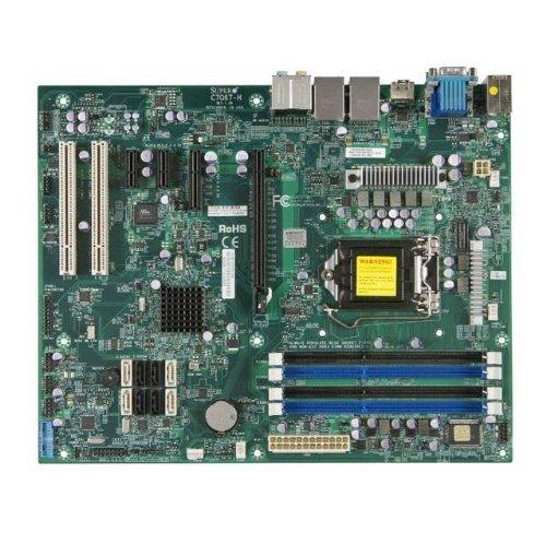 (Supermicro C7H61-L-B LGA1155/ Intel Q67/ DDR3/ SATA3&USB3.0/ A&2GbE/ ATX Motherboard)