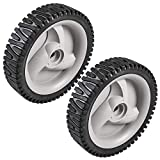 Craftsman 194231X427 Husqvarna 532403111 Drive wheels Self propelled Set of 2