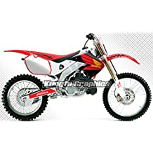 KUNGFU GRAPHICS 1997 1998 1999 Honda CR125 CR250 Motocross Complete Graphic Decal Kit