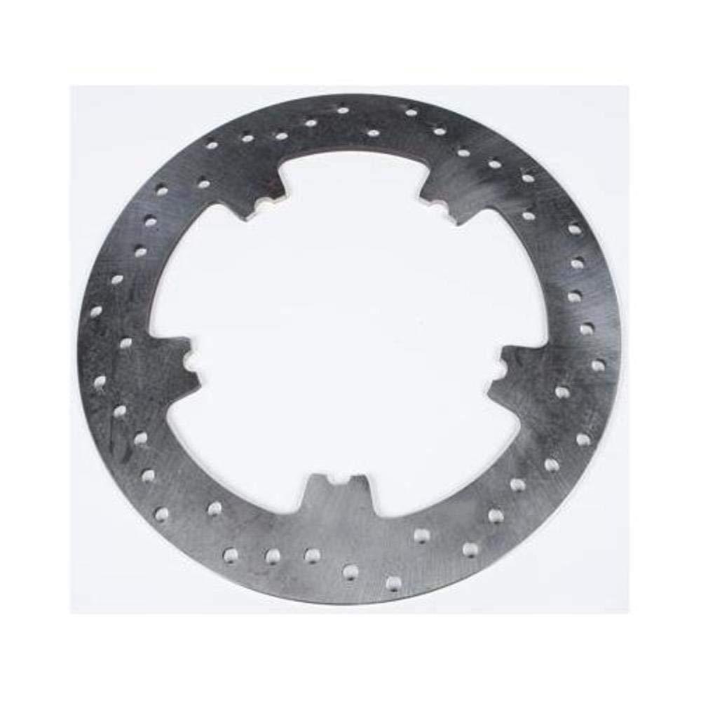 HardDrive 11-076 Brake Disc Front Stainless, 1 Pack