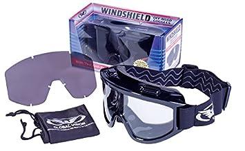 Global Vision Wind Shield Kit 0r0ExoF2O