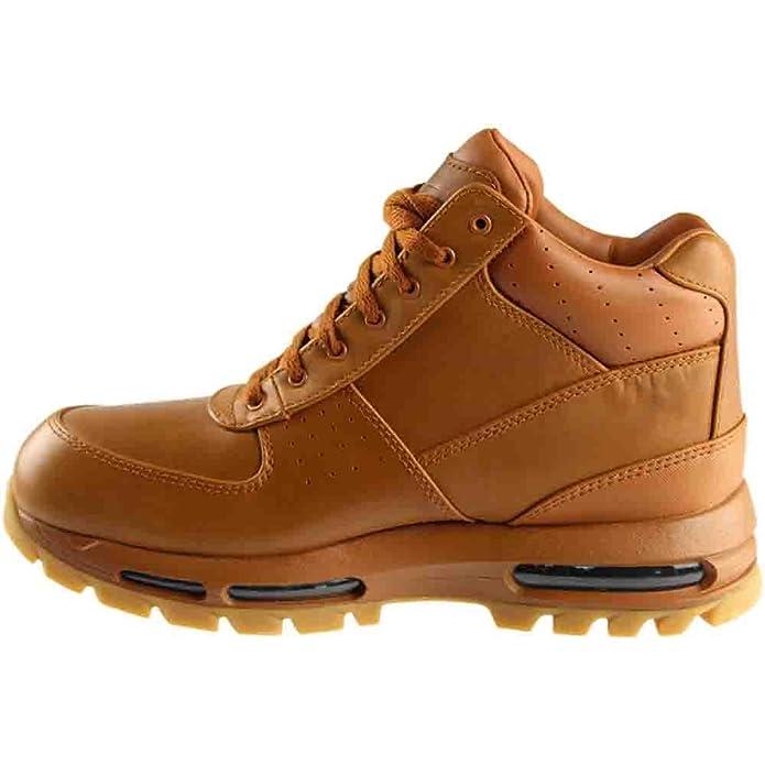 b1fffc5149 Amazon.com   NIKE Air Max Goadome Men's Shoes Tawny/Gum Light Brown 865031- 208   Boots