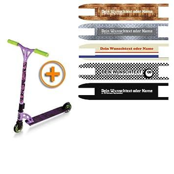 Madd MGP VX2 Pro - Patinete, color lila, con cinta de agarre ...