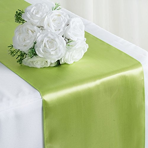 Wedding Satin Runner Banquet Decoration Apple product image