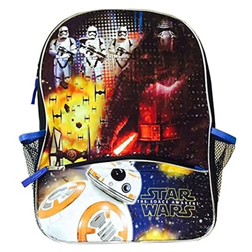 Star Wars Childrens Backpack Carry