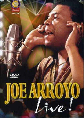Joe Arroyo: Live! by Discos Fuentes