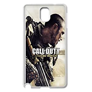 Samsung Galaxy Note 3 Cell Phone Case White Call Of Duty Advanced Warfare GY9102736