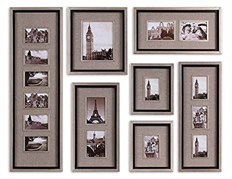 extra large horchow massena multi photo frame collection - Extra Large Frames