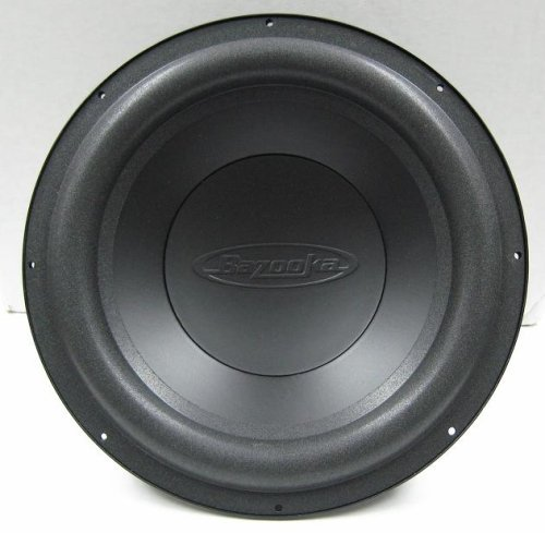 (SOUTHERN AUDIO SERVICES INC. WF1042 10 in. 4 Ohm Rs Woofer - 2.0 Vc)