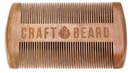 Premium Men's Beard Grooming Kit by Craft Beard | Beard & Mustache...