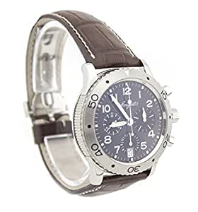 Breguet Type XX / Type XXI automatic-self-wind mens Watch 3820 (Certified Pre-owned)