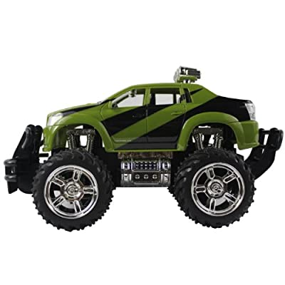 My Web Rc 116 Gm Escalade Ext Green-black from My Web RC