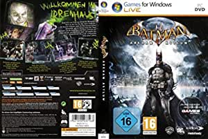 Batman Arkham Asylum By Rocksteady - PC