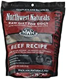 Northwest Naturals Raw Rewards Freeze Dried Nuggets – Dinner for Dogs (Beef)