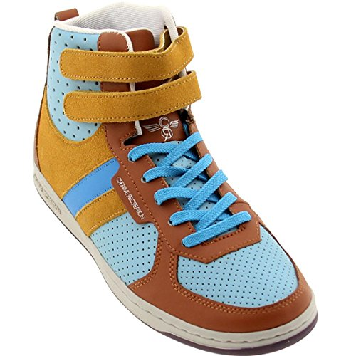The Sneaker Dicoco Lo - Creative Recreation Womens Dicoco (rust/wheat / blues)