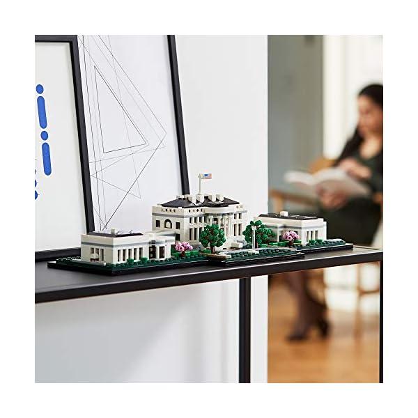 LEGO Architecture White House (21054)