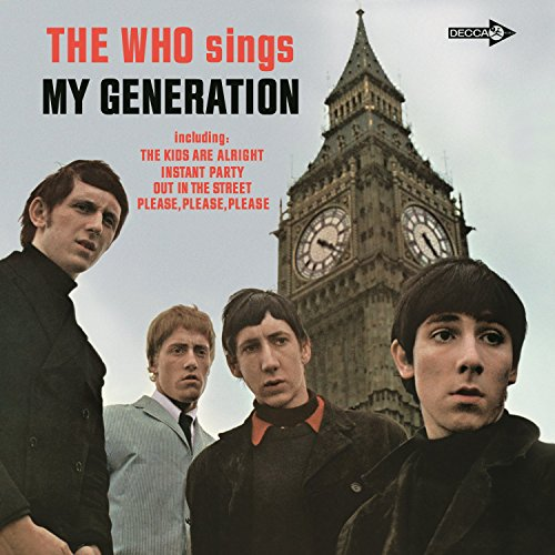 Amazon Com The Who Sings My Generation The Who Mp3