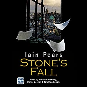 Stone's Fall Audiobook