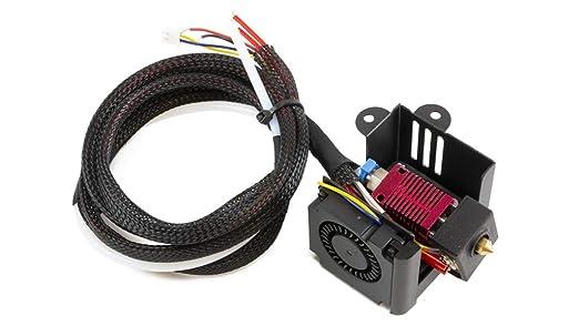 Ender 3 impresora 3D completa de extremo caliente + montaje ...