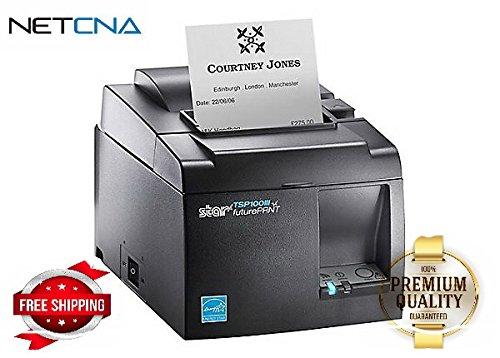 Star TSP143IIIW - receipt printer - two-color (monochrome) - direct thermal - By NETCNA by Star Micronics, Inc