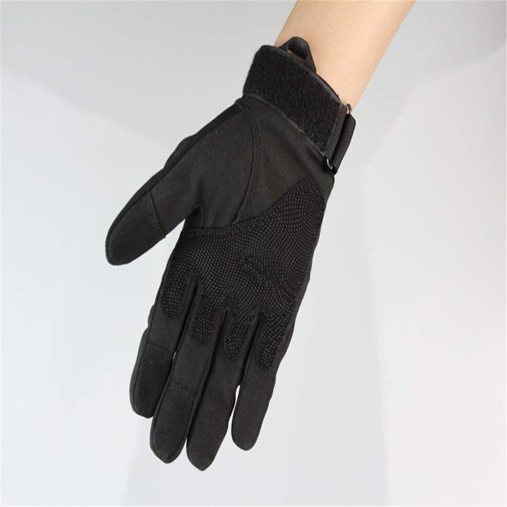 Sviper Pothholders mitters One Outdoor Cycling Fitness Protective Glove. for Daily Riders (Color : Black)