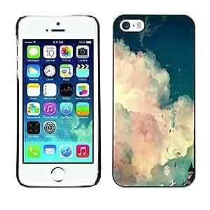 Dragon Case - FOR iPhone 5 / 5S - is not a time of life - Caja protectora de pl??stico duro de la cubierta Dise?¡Ào Slim Fit