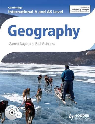 Download Geography: Cambridge International a & As Level. (Cambridge International As and A Level) PDF ePub fb2 ebook