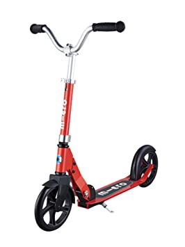 Micro Mobility SA0169 - Patinete, Color Rojo: Amazon.es ...