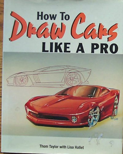 how to draw classic cars - 9