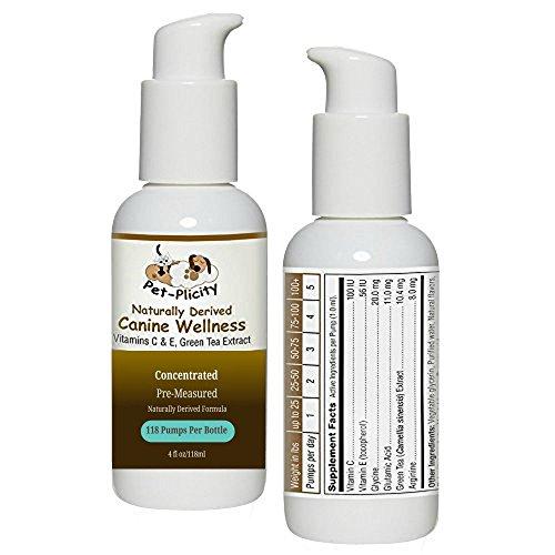 Pet Vitamins Supplements Dogs Strengthen