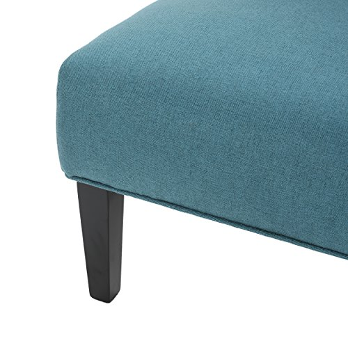 Christopher Knight Home 299752 Kassi Accent Chair, Dark Teal - 4