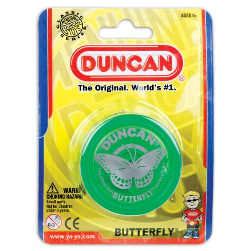 Duncan BUTTERFLY YO-YO (colors may vary) from Duncan