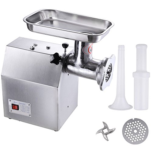 Yescom Commercial Electric Stainless Grinder