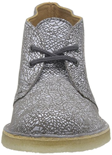 Desert Suede Grey White Boot Womens Boots Multi Clarks Dark PH4fwqH