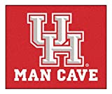Fan Mats 17303 University of Houston Cougars 5' x 6' Man Cave Tailgater Mat