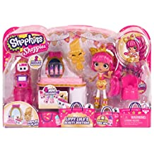 Shopkins Lippy Lulu's Beauty Boutique Shoppie Playset(ID56401)