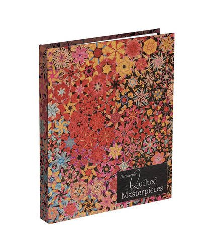 Perpetual Calendar Weekly (Date Keeper―60 Quilted Masterpieces: Perpetual Weekly Calendar Featuring 60 Beautiful Quilts)