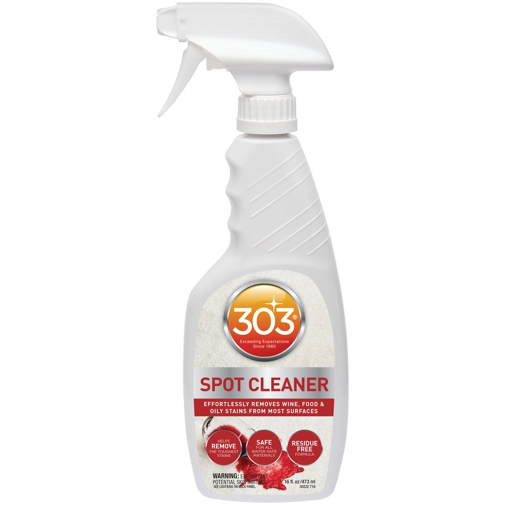 303 (30222-6PK) Spot Cleaner and Stain Remover for Carpet, Fabric and Upholstery, 16 Fl. oz. (Pack of 6)