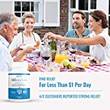All Natural IBS Relief by IBSolution - Made in USA, Non-GMO, Gluten Free & Vegan (60 Capsules) - for Symptoms of IBS