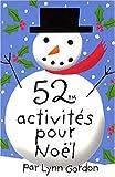 52 Activités pour Noël