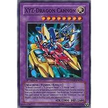 YuGiOh Card Game Duelist Pack Kaiba Single Card XYZ-Dragon Cannon DPKB-EN025 ...