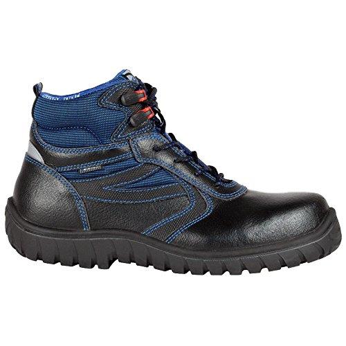 Cofra 36092-000.W44 Tyre S3 SRC Chaussures de sécurité Taille 44 Noir