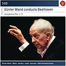 Günter Wand Conducts Beethoven Symphonies 1-9 (Sony Classical Masters)