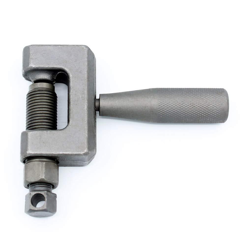 QAZAKY Chain Breaker Cut Link Remove Tool For Motorcycle Bike ATV Heavy Duty 415 420 428 520 525 530 630