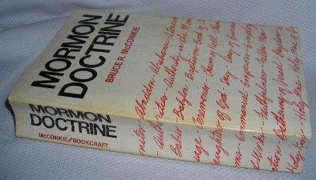 Mormon Doctrine, 2nd edition (Mc R Bruce)