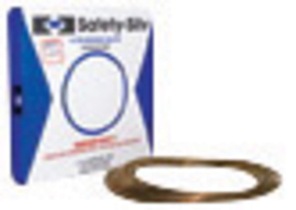 3/32'' X 18'' BAg-4 Harris Safety-Silv 40T High Silver Brazing Alloy Wire 15 Troy Ounce Tube