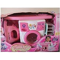 Beauty Washer Girls Laundry Set - Includes Washing Machine, Iron And Washing Basket