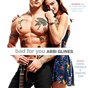 Bad For You | Livre audio