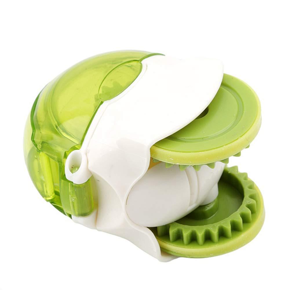 Green Yimosecoxiang Non-Slip Smart Kitchen Tool Garlic Gadgets Rolling Pressed Chopper Mini Garlic Crushed