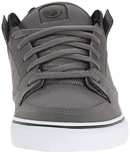 DVS Shoes Militia Ct - Zapatillas Hombre Grey/White Nubuck